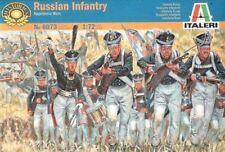 Italeri 6073 1/72 Scale Military Model Kit Napoleonic Wars Russian Infantry
