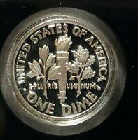 2020 S Roosevelt Silver Dime deep cameo 99.9% silver
