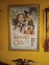 The Wizard Of Oz Mint Movie Poster Judy Garland.