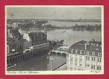 Zwischenkriegszeit (1918-39) Frankierte Echtfoto aus Deutschland für Brücke