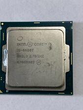 New listing Intel Core i5-6600T Processor 2.7Ghz Sr2L9 Tested