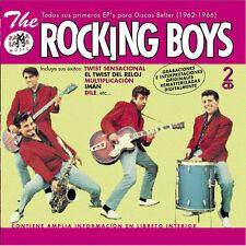 THE ROCKING BOYS-1962-1966-2CD