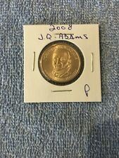 US One Dollar coin President serie John Quincy Adams P 1825-1829