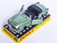 Diecast Atlas 1:43 Dinky Toys DB5 110 ASTON MARTIN BREVET EN COURS Car MODEL