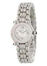 Chopard Happy Sport 8245 Diamond Bezel Laides Watch