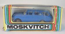 URSS USSR 1/43 Moskvitch 426 bleu neuf dans sa boîte #255