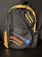 E-Force Racquetball Racque 190G Backpack Gear Bag 3 5/8