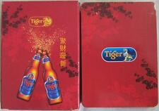 Tiger Chinese New Year Two Bottles Playing Cards