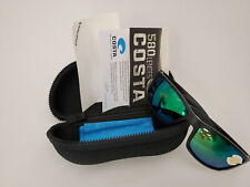 Costa Del Mar Corbina Sunglasses - Black