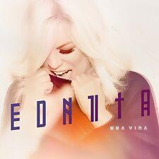 Una Vida - Ednita Nazario (CD, 2017, Sony Latin Music) - FREE SHIPPING