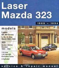 Gregorys Service Repair Manual Ford Laser Mazda 323 Astina 89-94 OWNERS WORKSHOP