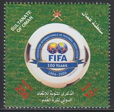 Oman 2004 ** Mi.589 Fußball Football Soccer FIFA