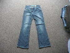 """Next The Bootcut Jeans Ladies Size 12 Leg 31"""" Faded Dark Blue Ladies Jeans"""