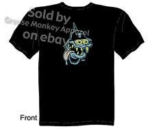 Finkie T shirt, Monster T Shirts, Hot Rod Kustom Kulture Tee, Sz M L XL 2XL 3XL