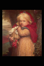 A3 Box Canvas 211001 Little Red Riding Hood England