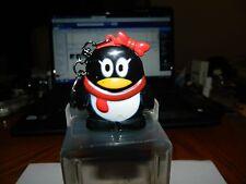 Tuxedo Penguin Shaped Keychain Butane Lighter