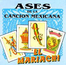 Ases De La Cancion Mexicana : Mariachi CD