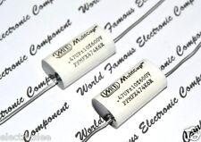 1pcs-Multicap PPMFX 0.47uF (0.47µF 0,47uF 470nF) 600V 10% Hi-End Audio Capacitor