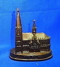 Vintage German Souvenir Building Cologne Dome #BU