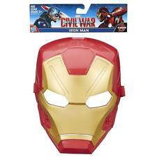 Iron Man Super Hero Mask Marvel Avengers Captain America Boys Role Play Age 5+