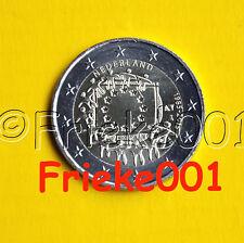 Nederland - Pays-Bas - 2 euro 2015 comm.(30 jaar europese vlag)
