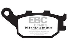 FIT YAMAHA YZF-R1 04>06 EBC Sintered Pad Set Rear