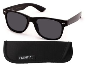 Tinted Reading Sunglasses With Case Spring Hinges Mens Womens Ladies Sun Readers