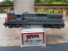 Atlas/kato N-Scale #4505 SD-7 Southern Pacific