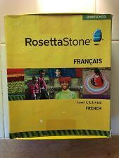 Rosetta Stone French Level 1-5 Setfor PC, Mac