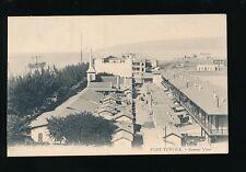 Egypt SUEZ Port TEWFIK General View c1900/20s? PPC