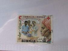 Somalia  SC #576 Red Cross used stamp