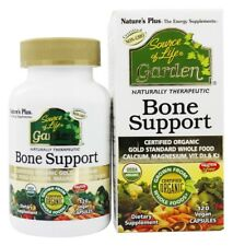 Nature's Plus - Source Of Life Garden Bone Support With AlgaeCal - 120