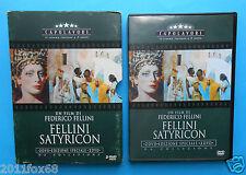 film federico fellini fellini satyricon satiricon capucine lucia bosé born 2 dvd