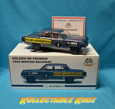 1:18 Biante - 1969 Winton Raceway - Holden HR Premier Sedan - Peter Brock