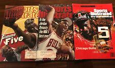 Sports Illustrated Michael Jordan Lot 1997