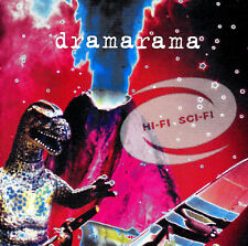 DRAMARAMA - HI-FI SCI-FI - Rare CD 1993 NEW CAMELEON Records cut-out