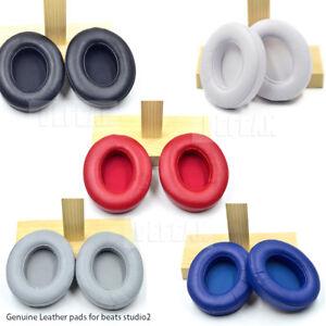 Genuine Leather ear pads cushion for Studio 2.0 / Studio Wireless Headphones