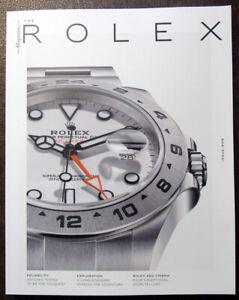 ROLEX Magazine Issue 8 - Explorer 2