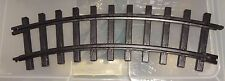 LIONEL SCI TOY CURVED G PLASTIC TRACK-PURCHASE THE AMOUNT YOU NEED USED