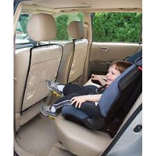 Lot De 2 Protection Housse Dossier Arrière Siège Auto Voiture Enfant Bébé Neuf