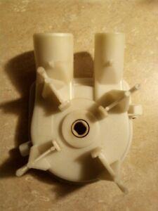Washer Pump 8559389.GENUINE WHIRLPOOL PART.
