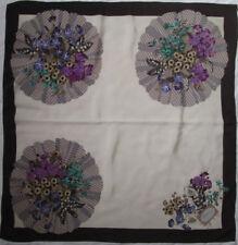 -Superbe foulard GUCCI soie TBEG vintage scarf 84 x 87 cm 9d668d76e11