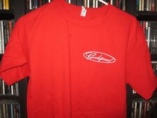 GODSPEED Swimmer's Ear Shirt RED X-LARGE
