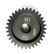 32T 8mm MOD-1 Saga Pinion Gear *Hardened Steel* xlxl/xl2/hobao/arrma/serpent/hpi