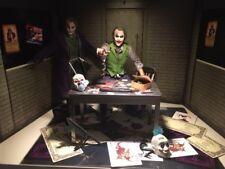 Vendedor Reino Unido Hot Toys Joker 2.0 (DX11) + Extra Cuerpo, Ropa, ex Máscara y más