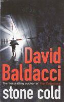Stone Cold By Baldacci David