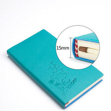 A6 Dandelion Embossed Mini Notebook Pocket Journal Ruled Diary 3.9 x 7 inch 1 PC