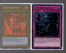 Yugioh Card - Ultra Rare Holo - Synchro Call DUSA-EN017 1st Edition NEW