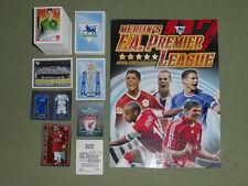 2007 Merlin`s F.A. Premier League 07 - empty album + set (ALL 522 stickers)