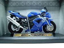 2003 Yamaha YZF-R1, MotorMax Moto Modèle 1:18